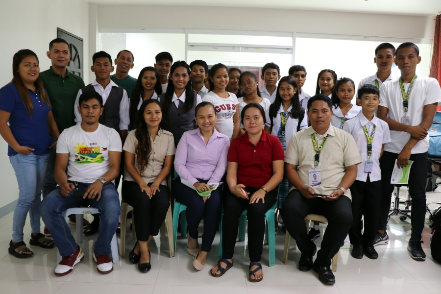 Students trained by DokVice Project